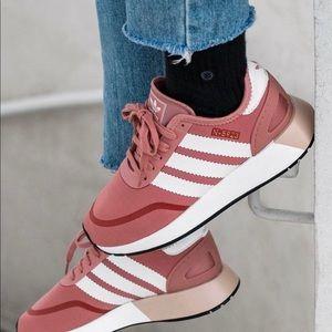 Adidas originals N-5923 pink sneakers